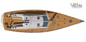 Bordeaux60 deck ©CNB Yacht Builders