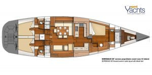 Bordeaux60 layout 1 ©CNB Yacht Builders