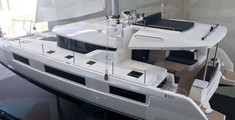Lagoon 50 model