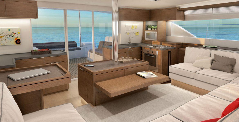 Lagoon 50 concept