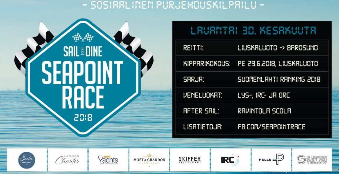 YachtsAgent is sponsoring Seapoint Race