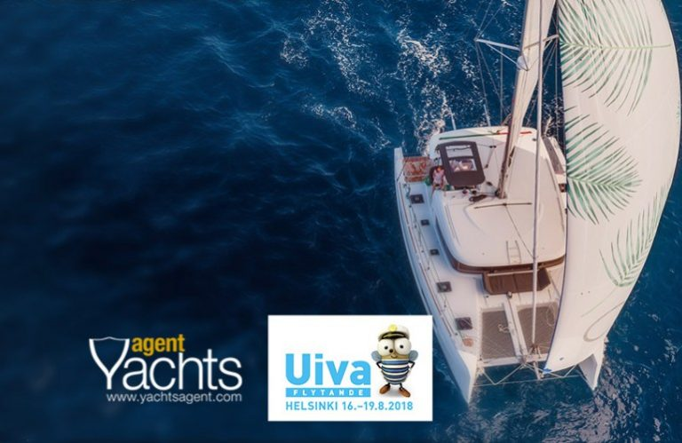 New Lagoon 40 and 42 are presented at Uiva 2018