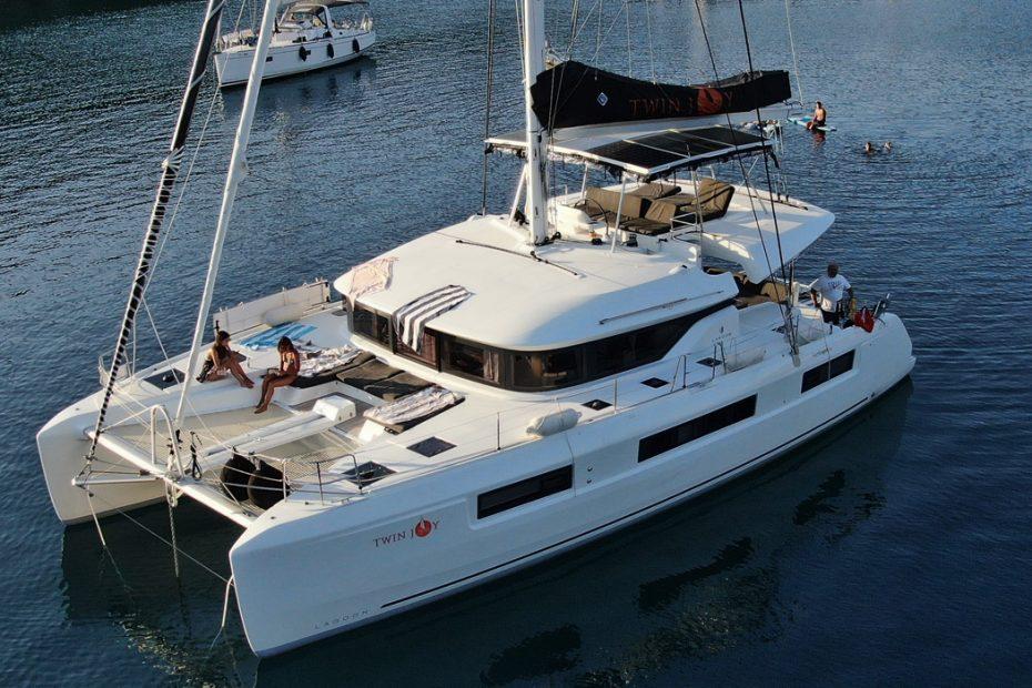 TwinJoy - YachtsAgent