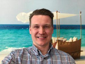 Ville Peltomäki Navigare Yachting