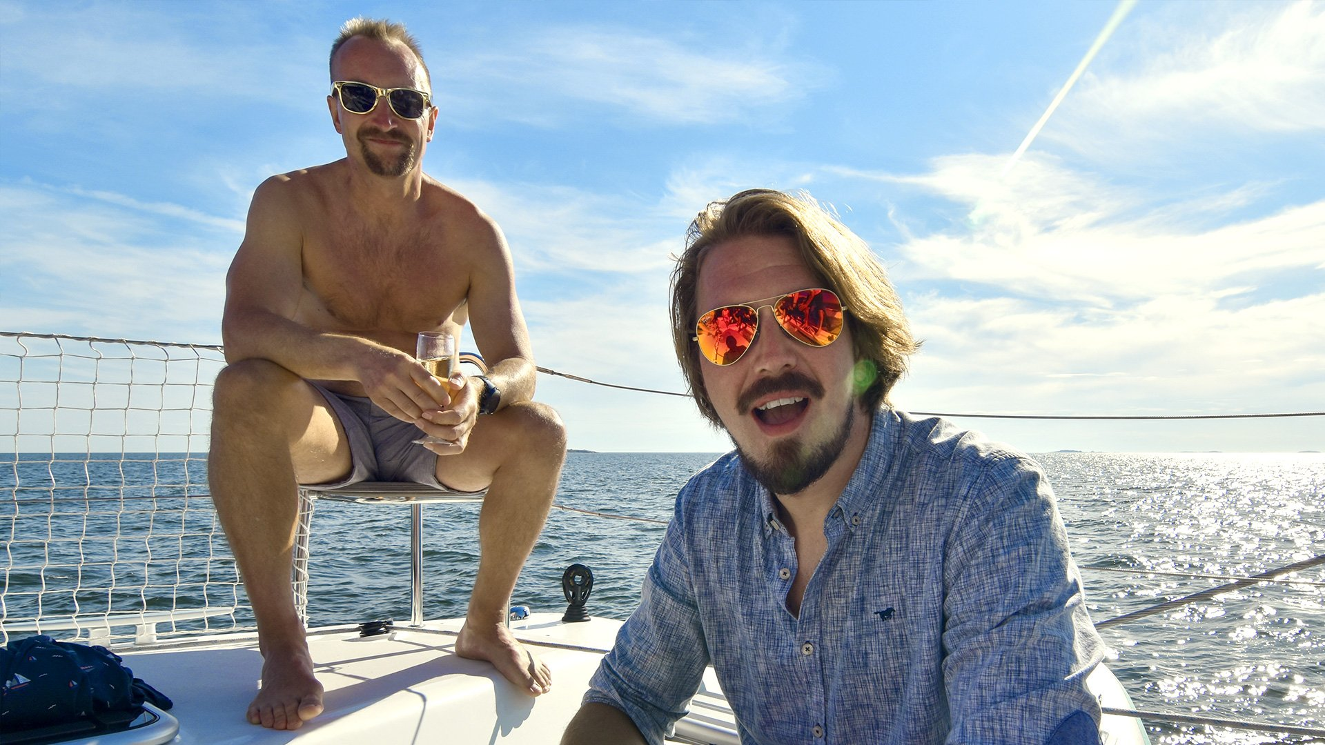YachtsAgent Feelgood Sailing Camp