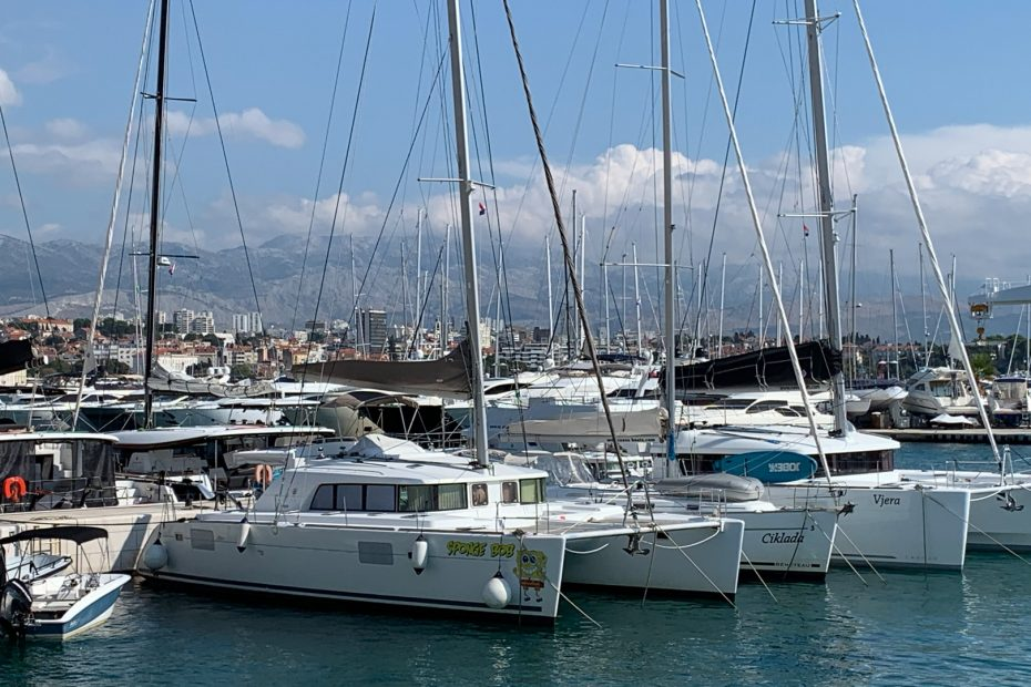 Split, croatia sailing with YachtsAgent