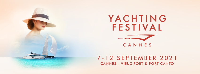 Cannes Yachting Festival 2021 banneri
